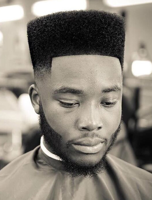 flat top haircuts 2