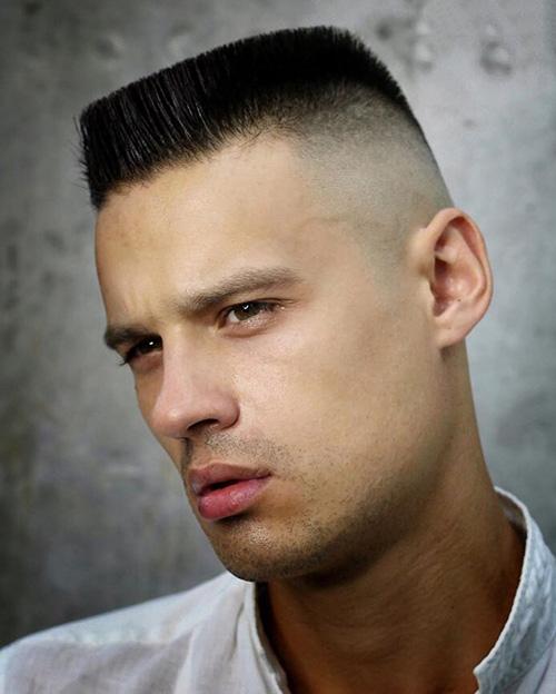 flat top haircuts 27