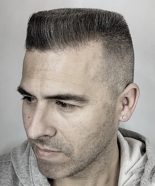 flat top haircuts 30