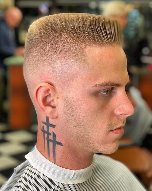 flat top haircuts 33