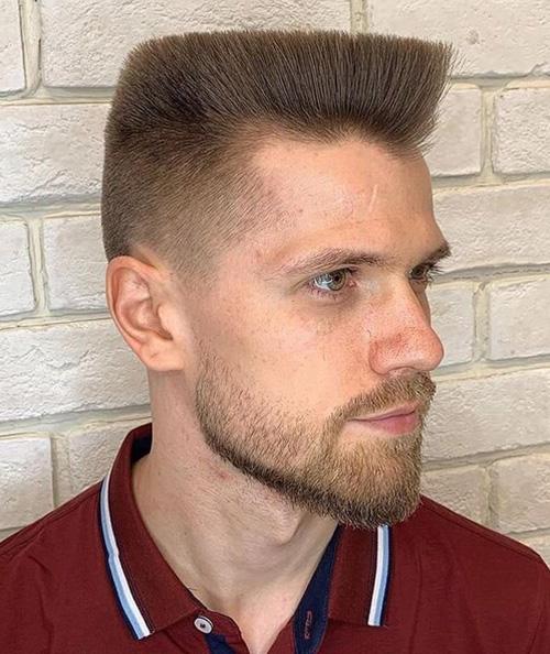 flat top haircuts 35