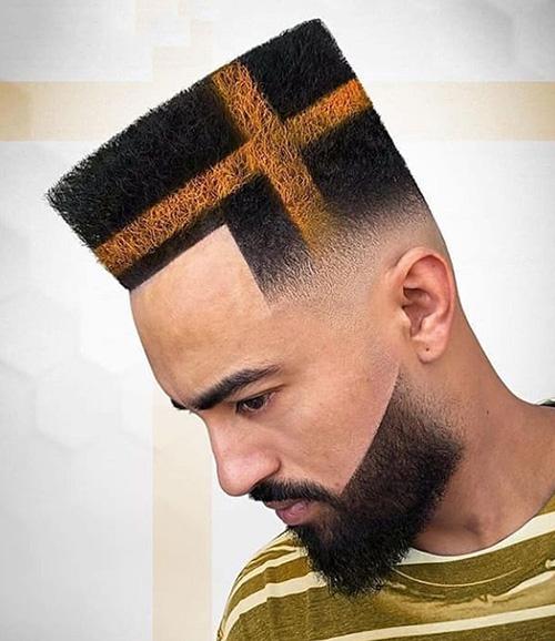 flat top haircuts 38
