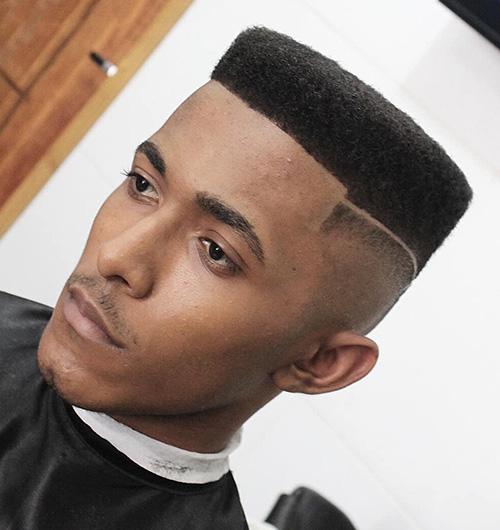 flat top haircuts 9