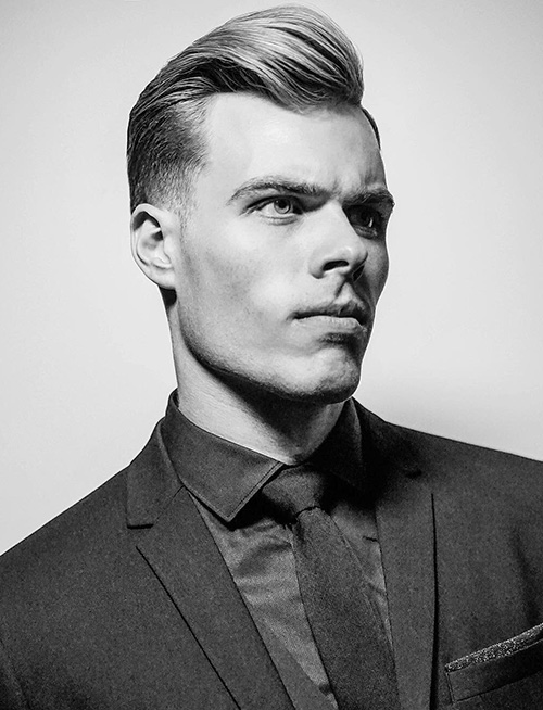 professional hairstyles for men 45