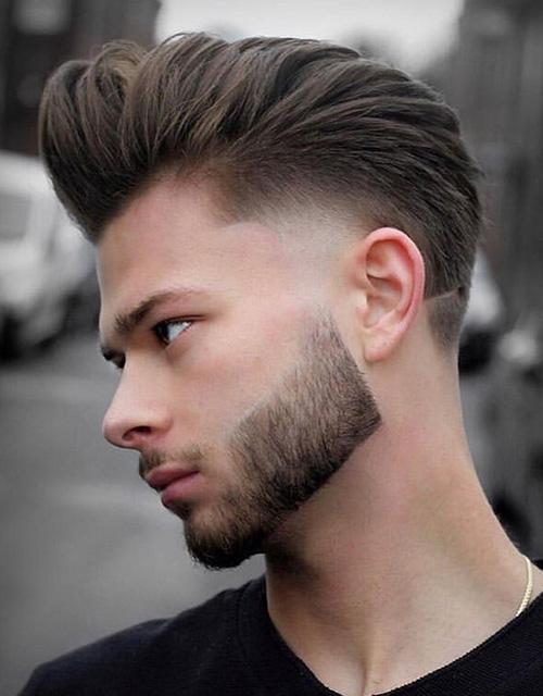 temple fade haircuts 12