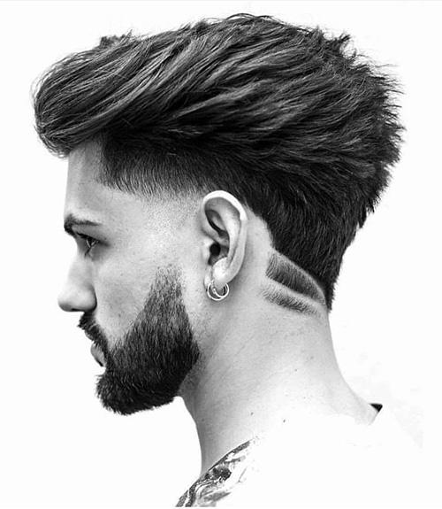 temple fade haircuts 13