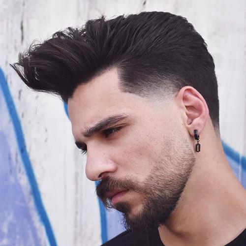temple fade haircuts 25