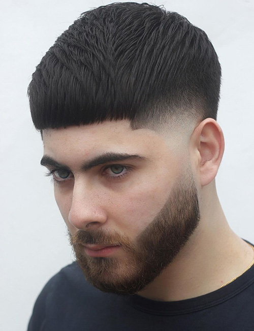 temple fade haircuts 28
