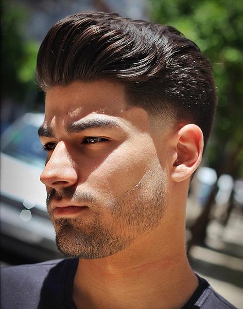 temple fade haircuts 29