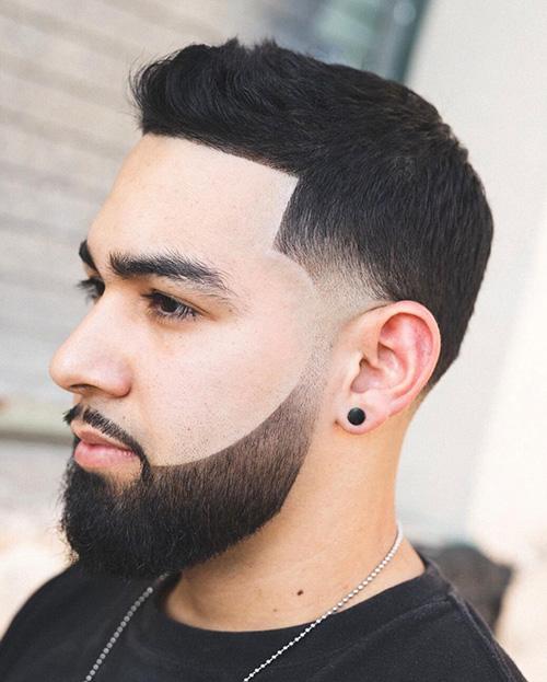 temple fade haircuts 31