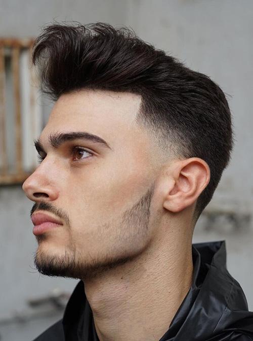 temple fade haircuts 33