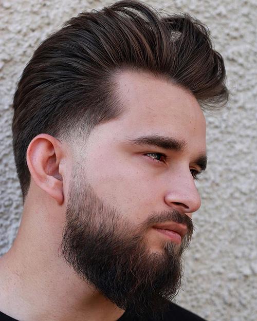 temple fade haircuts 35