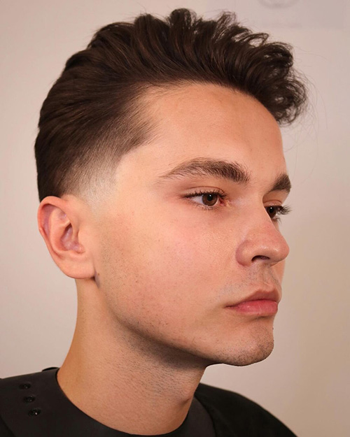 temple fade haircuts 36