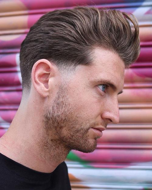 temple fade haircuts 37