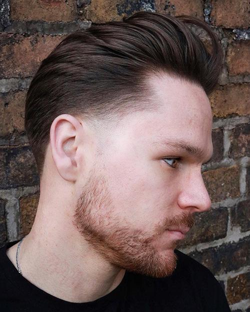 temple fade haircuts 40