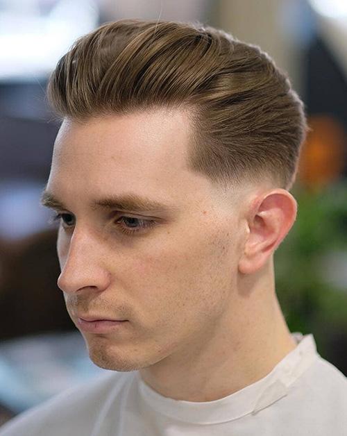 temple fade haircuts 46