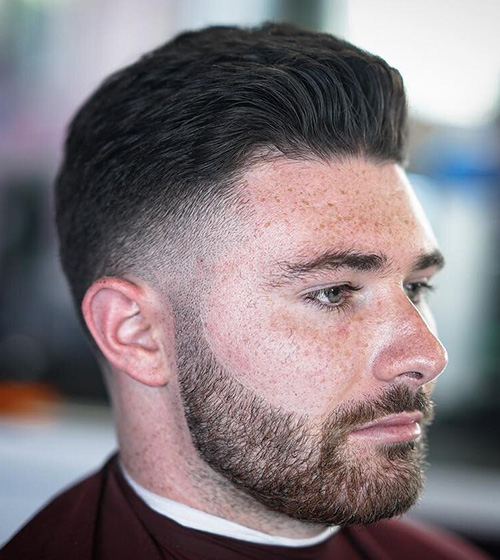 temple fade haircuts 48