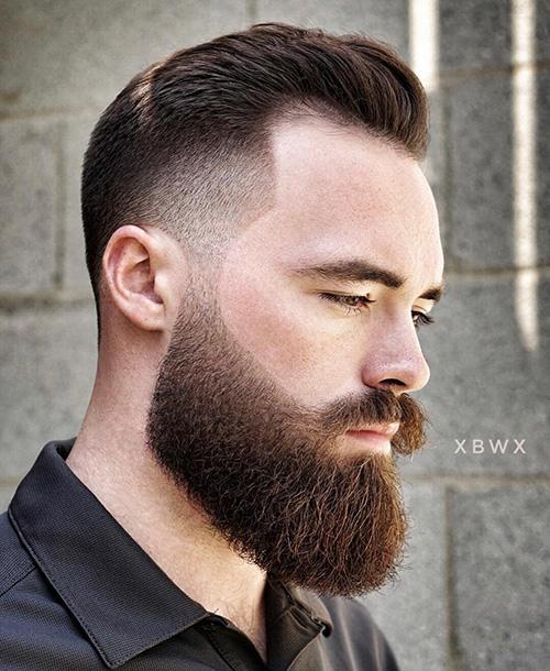 temple fade haircuts 55
