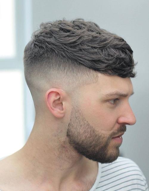 bald fade haircut 1003
