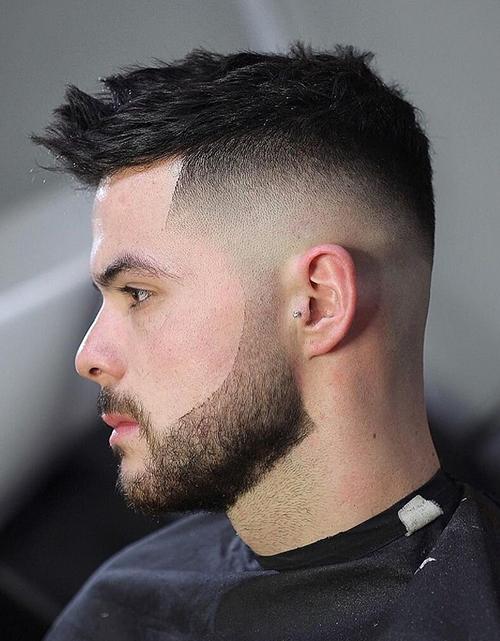 bald fade haircut 1007