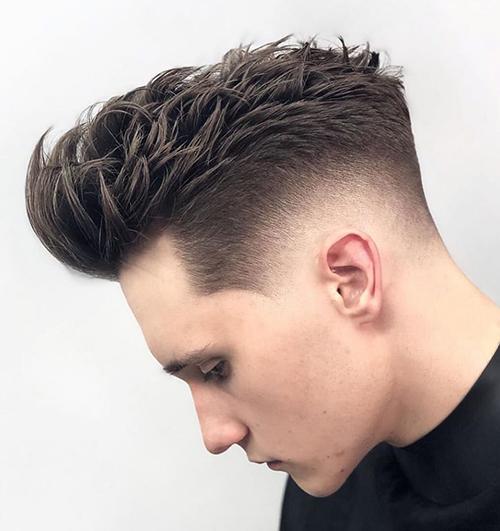 burst fade haircut 1002