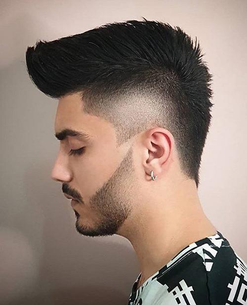 burst fade haircut 1003