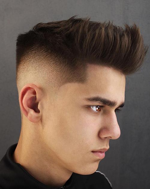 burst fade haircut 1007