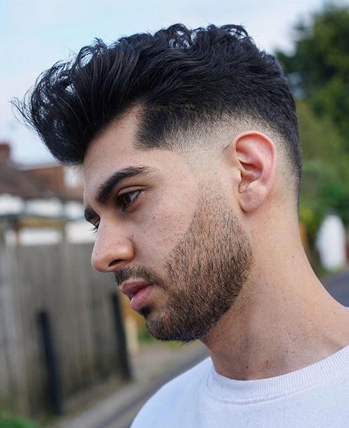 drop fade haircut 1002