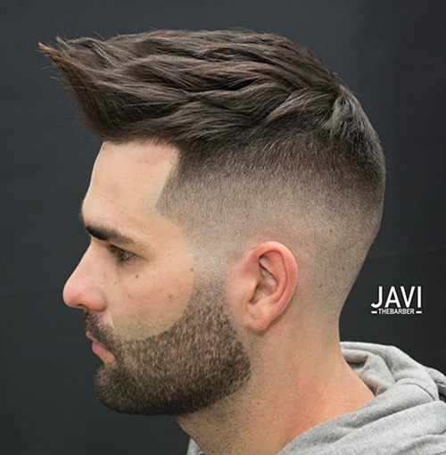 high fade haircut 1001
