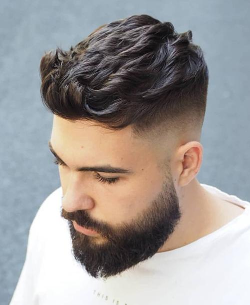 high fade haircut 1003