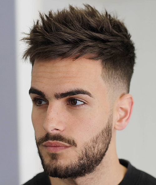 low fade haircut 1003