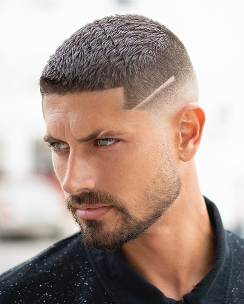 low fade haircut 1005