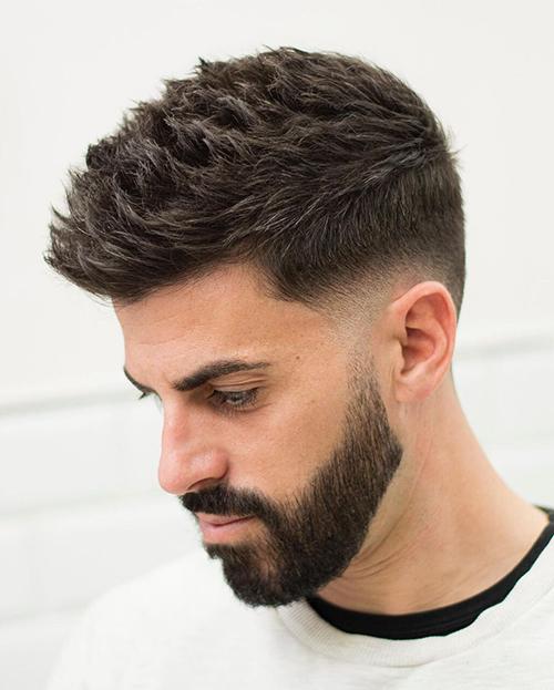 low fade haircut 1007