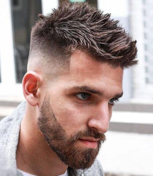 mid fade haircut 1001