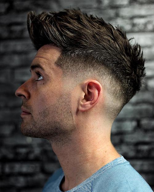 mid fade haircut 1007
