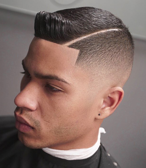 skin fade haircut 1013