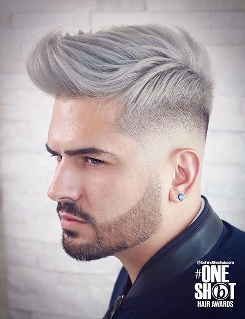 skin fade haircut 1005