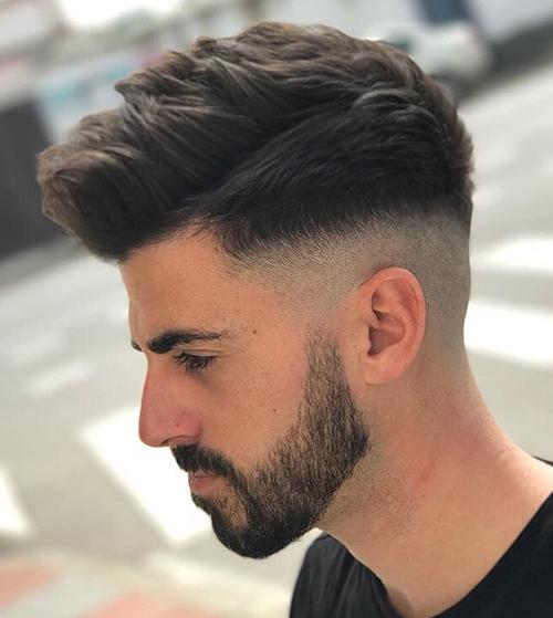 skin fade haircut 1007