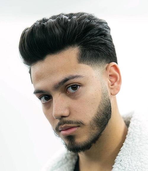 taper fade haircut 1012