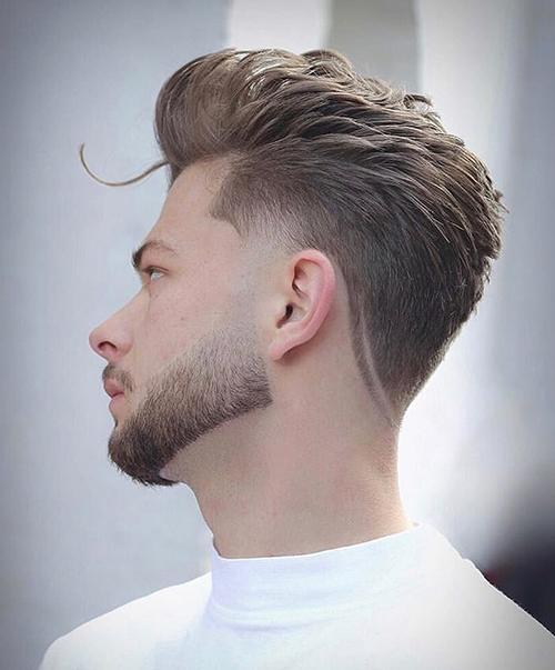 taper fade haircut 1014