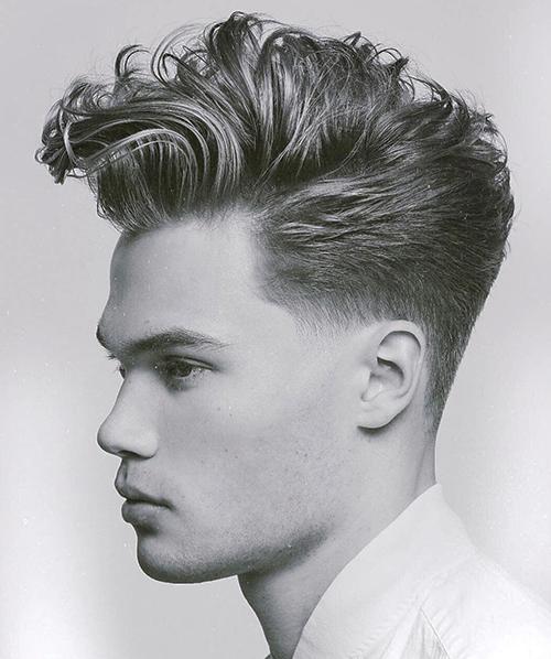 taper fade haircut 1015