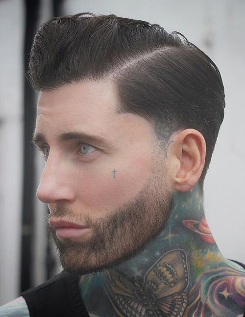 taper fade haircut 1003