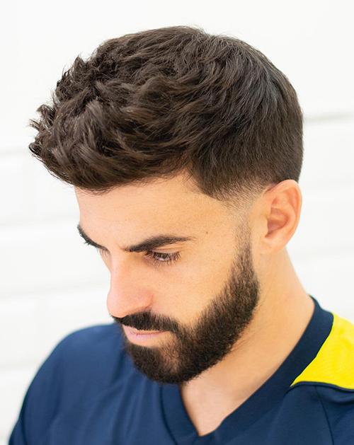 taper fade haircut 1009