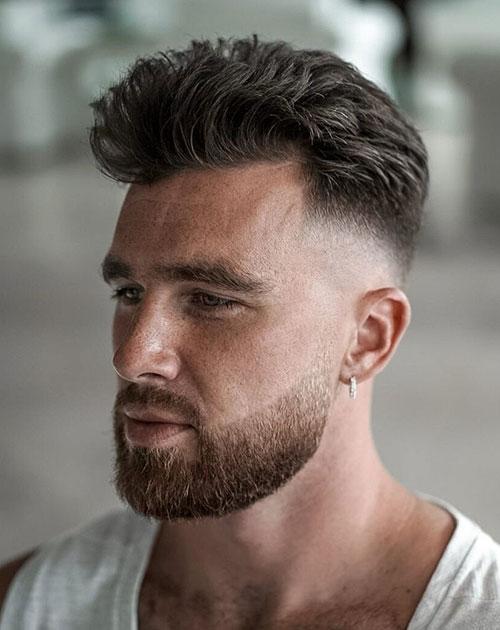 taper haircut 49