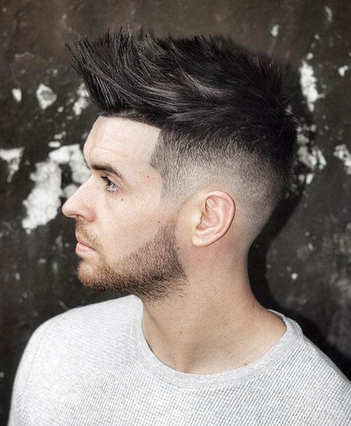 taper haircut 53