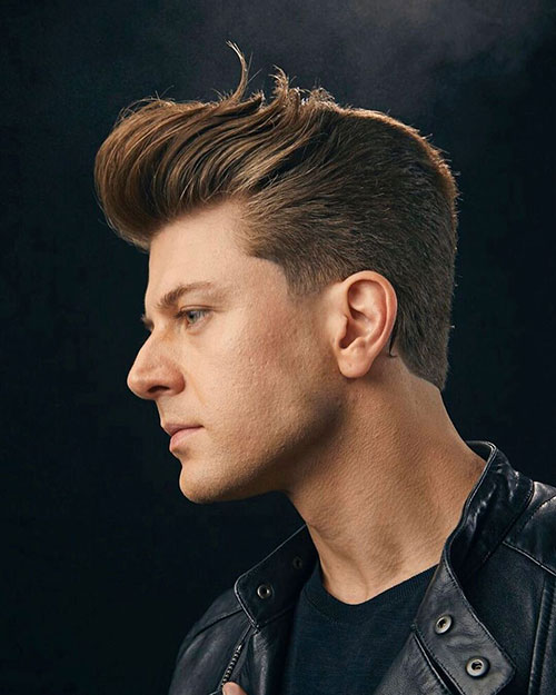 taper haircut 56