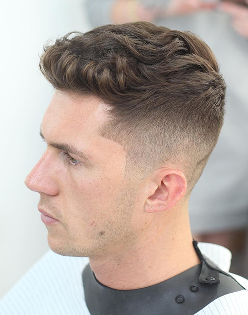 undercut fade haircut 1002