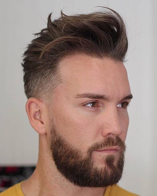 undercut fade haircut 1005