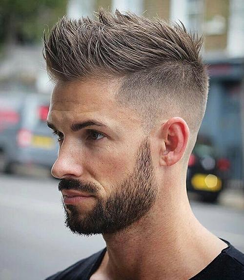 undercut fade haircut 1007