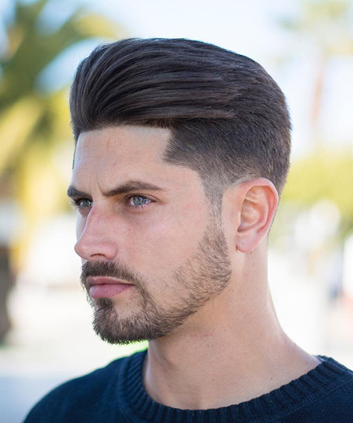 undercut fade haircut 1008